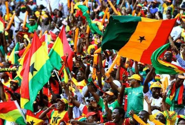 Being A Patriotic Ghanaian.