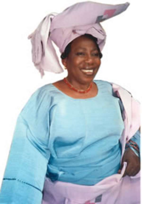 How I've Coped Without Duro Ladipo For 33 Years - Moremi