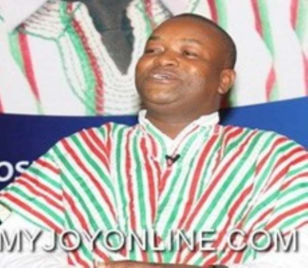 GH¢1.6m was not meant for the party- Hassan Ayariga