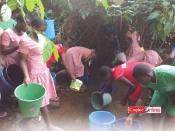 Mount Sinai Senior High needs potable water