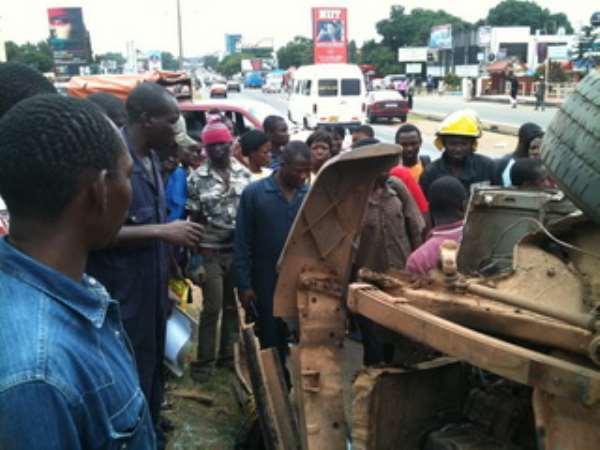 Lack of funding to blame for accidents – Road Safety Officer
