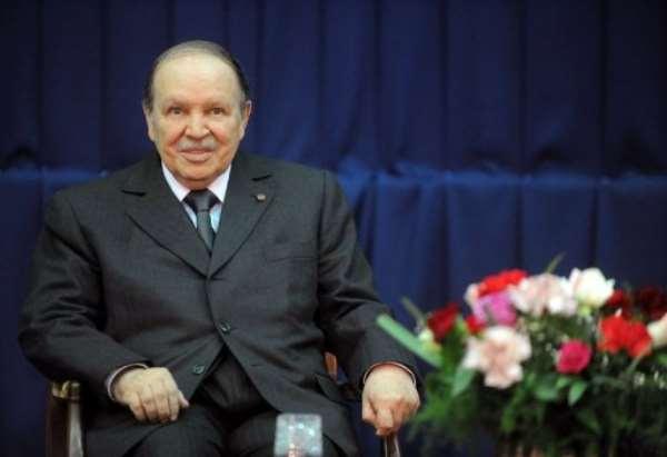 Algeria's President Abdelaziz Bouteflika is pictured.  By Farouk Batiche (AFP/File)