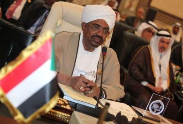 Sudan's President Omar al-Bashir.  By Ahmad al-Rubaye (AFP/File)