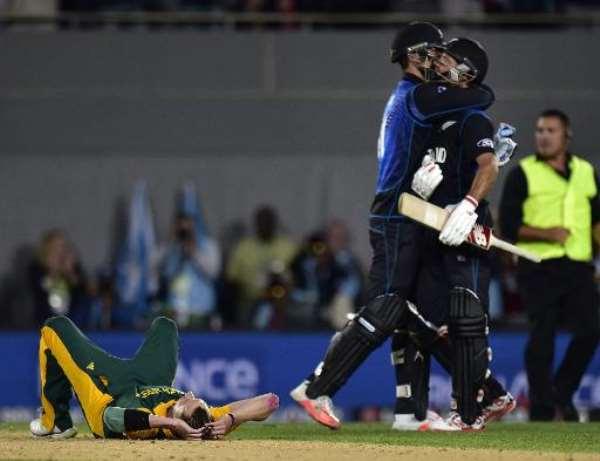 Jubilant Kiwis daring to dream of Cricket World Cup glory