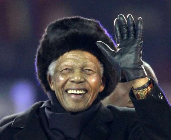 Mandela has not been seen in public since July 2010.  By Thomas Coex (AFP)