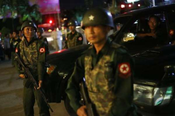 PDL condemns military coup in Myanmar