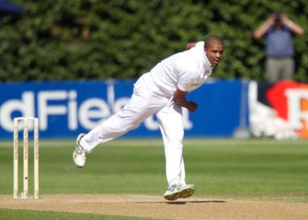 Vernon Philander.  By Marty Melville (AFP/File)