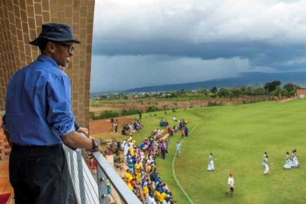 Paul Kagame wasn't rebuked by God: Clamp-down on 'criminals' of God now!