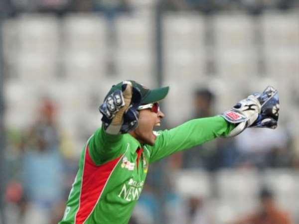 Bangladesh captain Mushfiqur Rahim says that his squad have a few points to prove in Zimbabwe.  By Munir Uz Zaman (AFP/File)