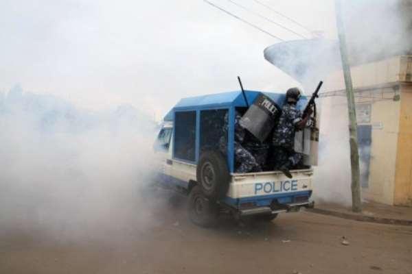Poisonous Gas Not Tear Gas
