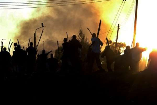 What began as political riots in 2007 soon turned into ethnic killings.  By Tony Karumba (AFP/File)