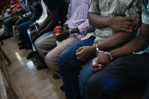 The death penalty in Ghana