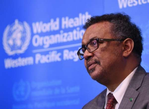Racists Style Up: Yes W.H.O Can, Under 'Negro' Tedros