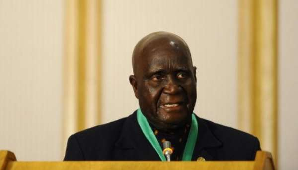 Message of condolences on the occasion of the death of Kenneth Kaunda