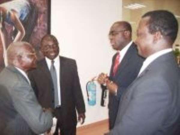 African soil scientists meet in Accra