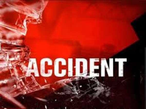 Six die in fatal accident on Winneba-Kasoa Road