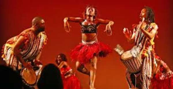 The Ultimate Demise Of Traditional African Dance