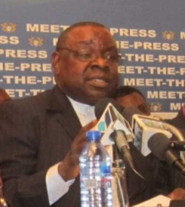 Joseph Yieleh Chireh, Minister of Local Government and Rural Development