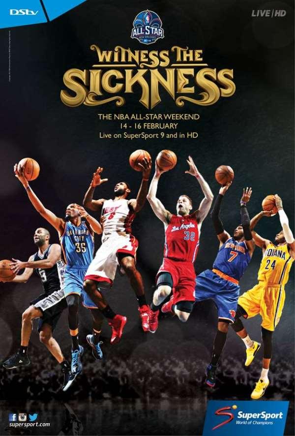 Basketball's Biggest Party Live On DStv's SuperSport
