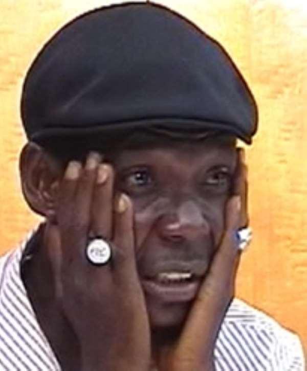 Kofi Adu, Ace comedian and movie actor