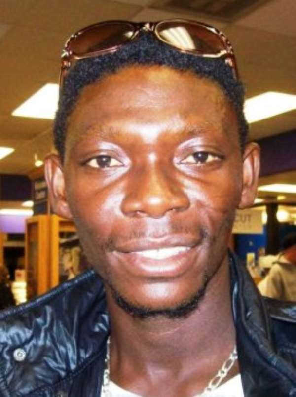 Agya Koo escaped a ban by the skin of his teeth