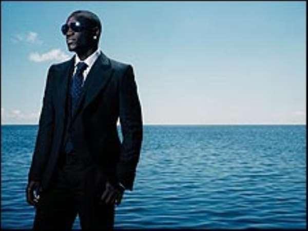 Akon: Pop star or businessman?