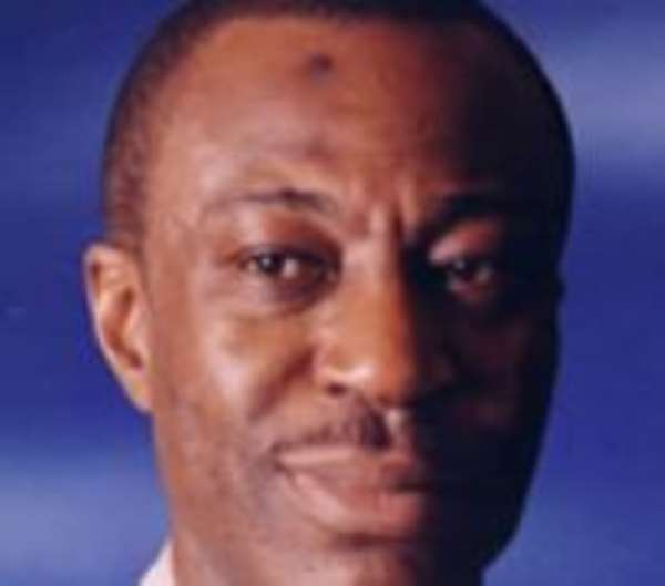 MP for Suame, Dr Osei Akoto