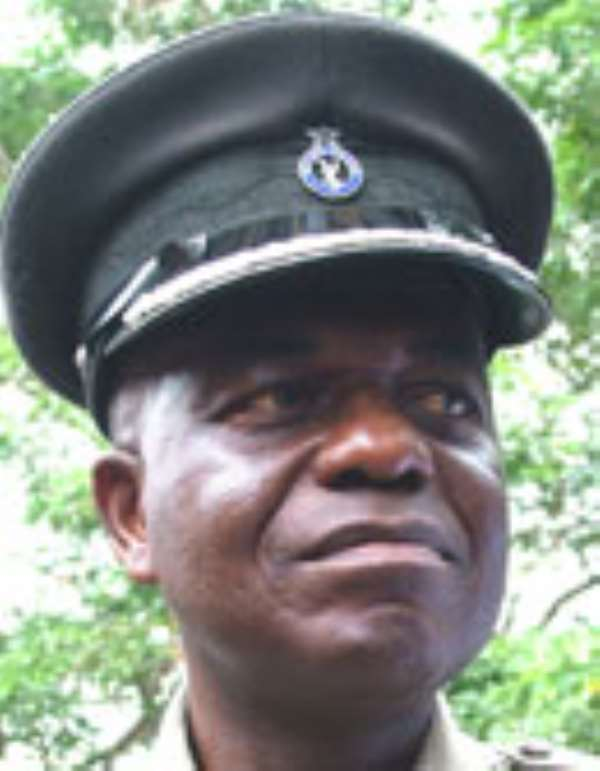 Crime reduced in Greater AccraRegional Police Commander