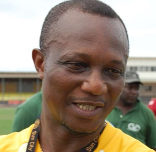 I need the support of all - Coach Appiah