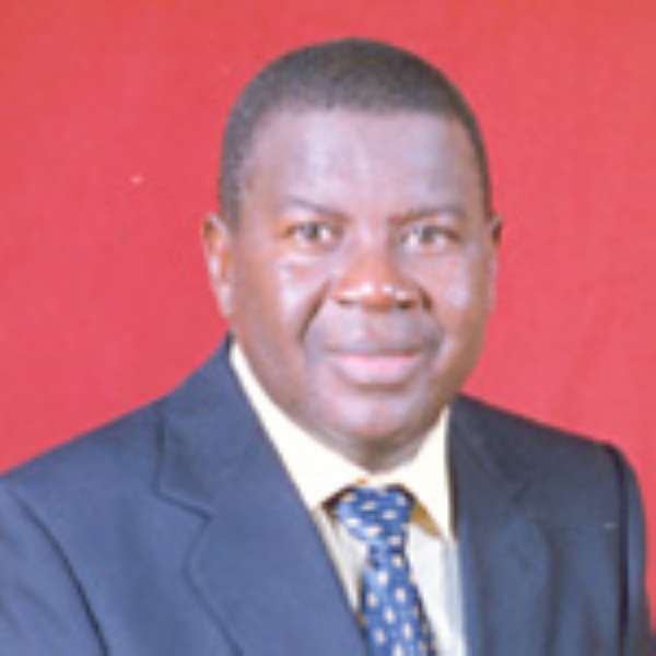 Alhaji Aliu Mahama, Ghana's Vice President