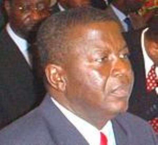 Vice President Alhaji Aliu Mahama