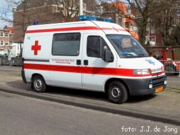 Councillor Wants to Donate Ambulance to Ghana