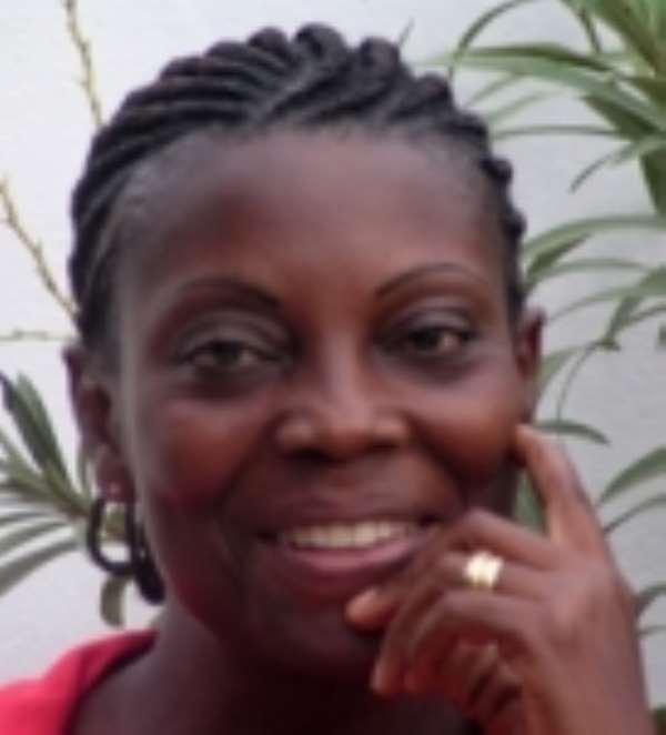 Ghanaian Novelist - Amma Darko