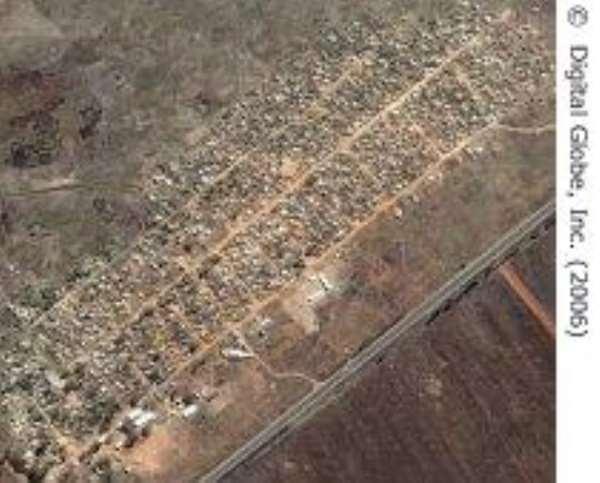 Amnesty International Pictures Show Devastation of Zimbabwe's Clean-Up Operation