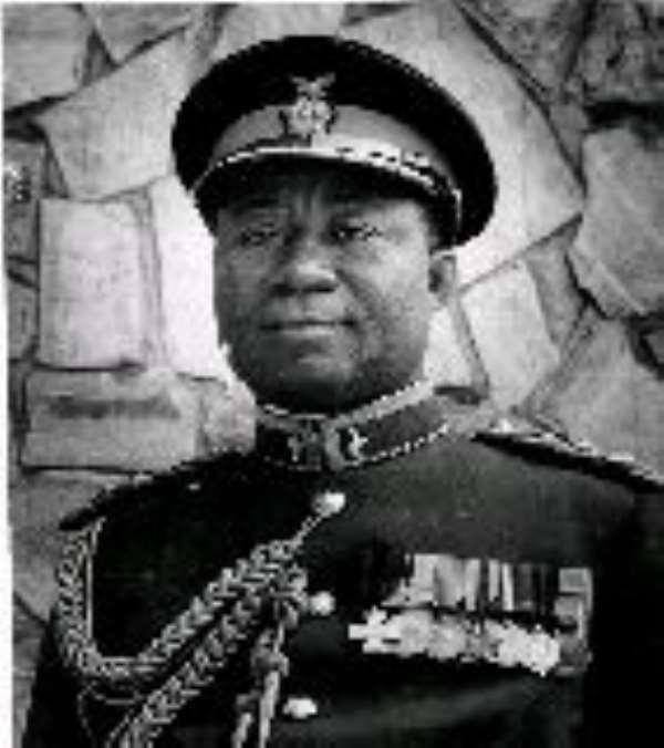 Lt. General Ankrah