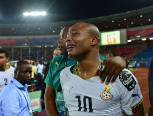APOTY AWARD: Troubled Ghana's Andre Ayew wants criteria explained