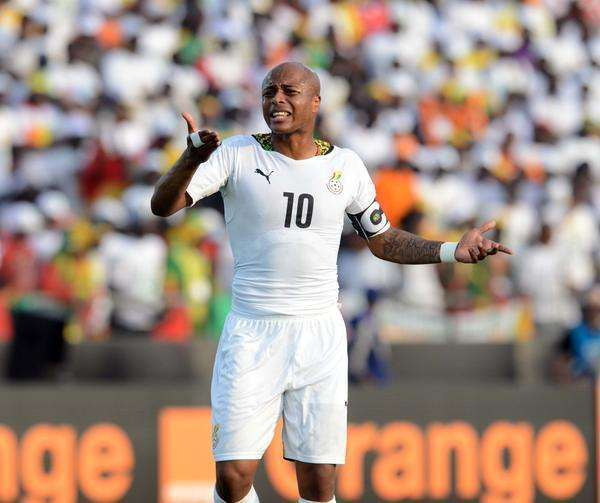 REVEALED: QPR failed in Andre Ayew bid
