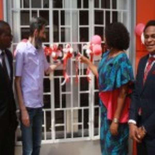 APC Opens Service Centre