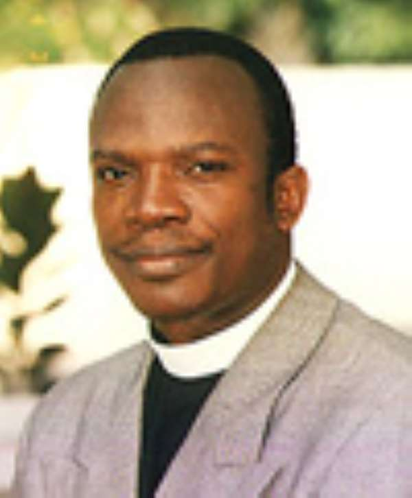 Ntumy's Assailants Not From Church