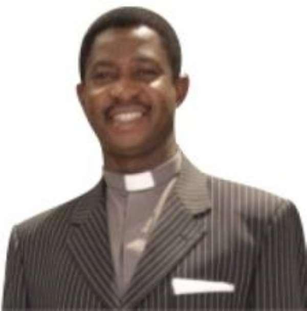 Apostle Dr Stephen Kwame Amoani