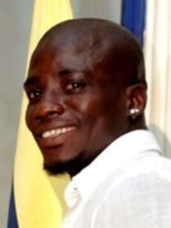 Appiah holding on tight