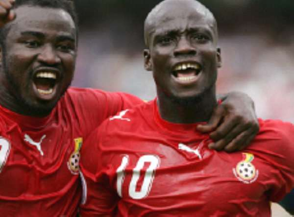 Black Stars Chased For Matches