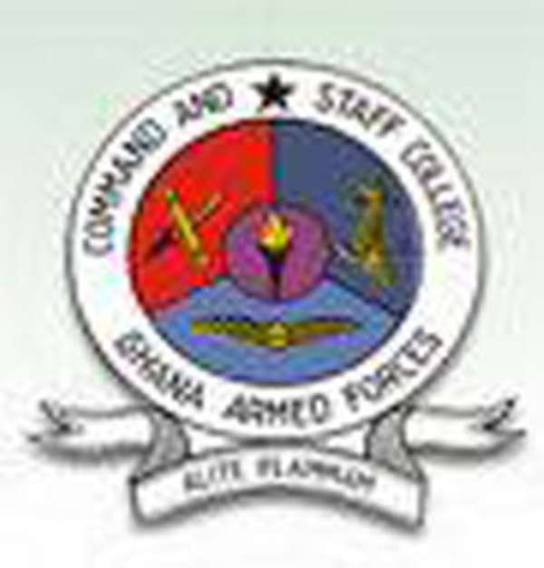 Ghana Armed  Forces combat ready