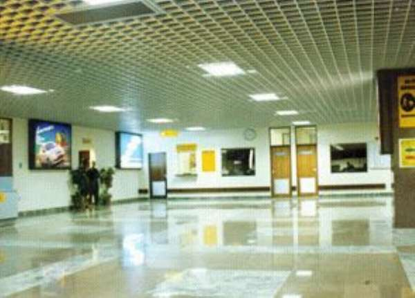 Kotoka International Airport-Arrive Hall