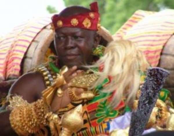 Kumawu & Other Stools Can Break Away from Asanteman