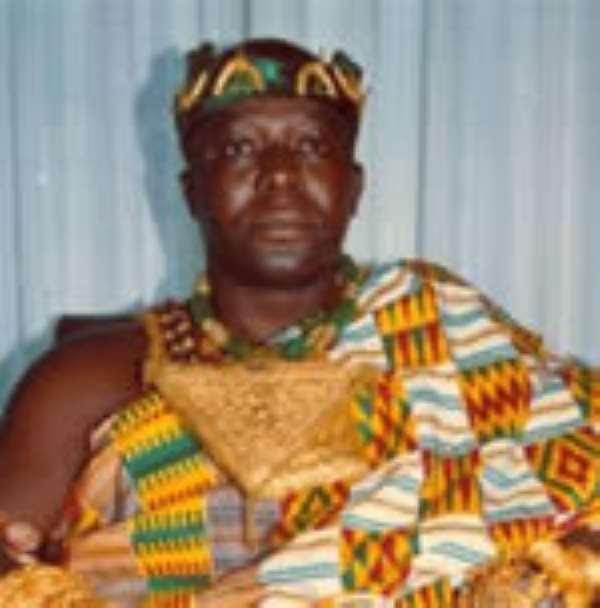 Intra-tribal unity is key to development – Otumfuo