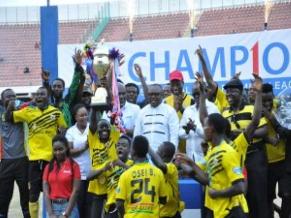 Ghana FA confirm super Cup between Ashantigold and Medeama will be played on February 7