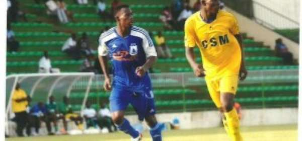 Gabon : A Togolese player arrested for a disputed transfer!