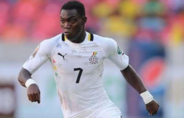 World cup 2014/Ghana – Sudan : Atsu and Frimpong uncertain