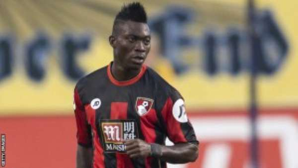 Middlesbrough latest to be linked with Ghana wideman Christian Atsu